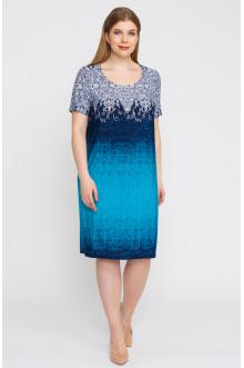 "Платье ""Лина"" 5295 (Бирюза)"
